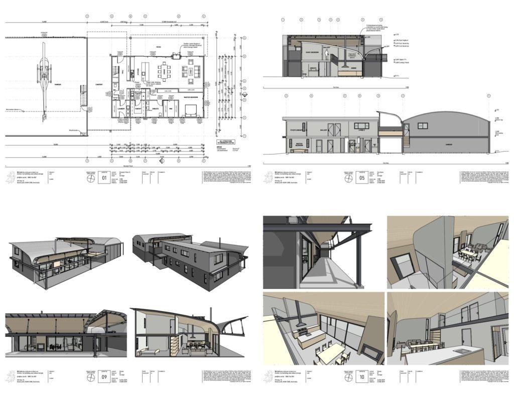 050-high-tech-adjustable-roof-house-hangar-helipad-design